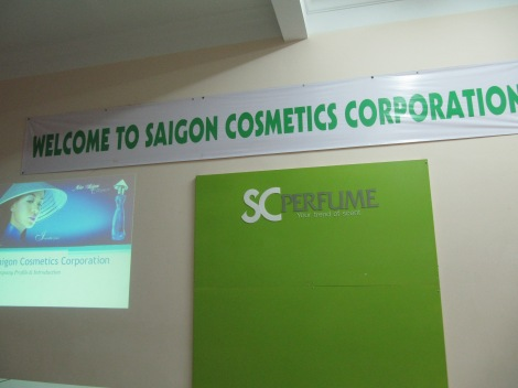 Welcome to Saigon Cosmetics