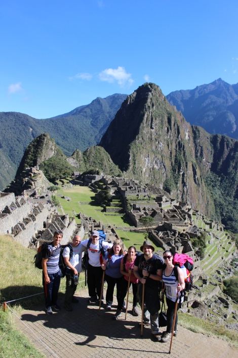 We survived the Inca Trail!